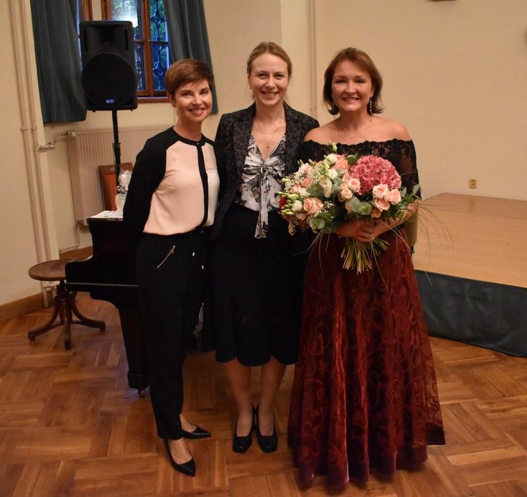 Michaela Šrůmová a Markéta Fialová